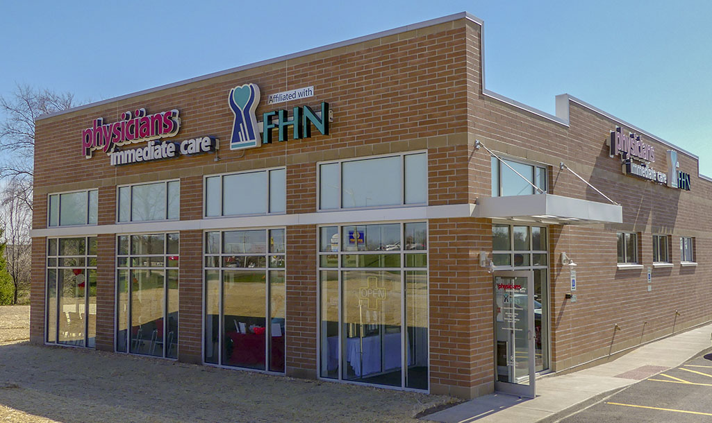 Physicians Immediate Care/FHN Urgent Care Clinic - Locations